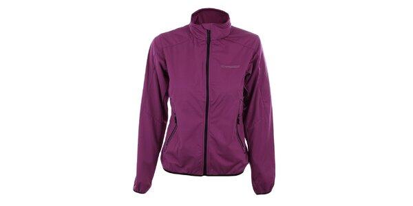 Dámska fialová ľahká softshellová bunda Trimm
