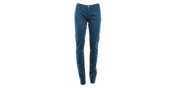 Dámske modré skinny nohavice Monkee Genes