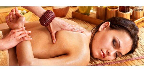 Thajská masáž až v 2 mestách