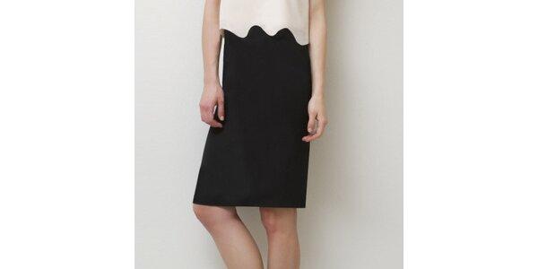 Dámska čierna sukňa Mija