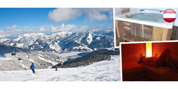 Lyžovačka na 3 alebo 4 dni v rakúskych Alpách