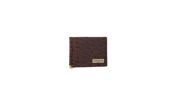 Pánska čokoládová peňaženka Lancaster