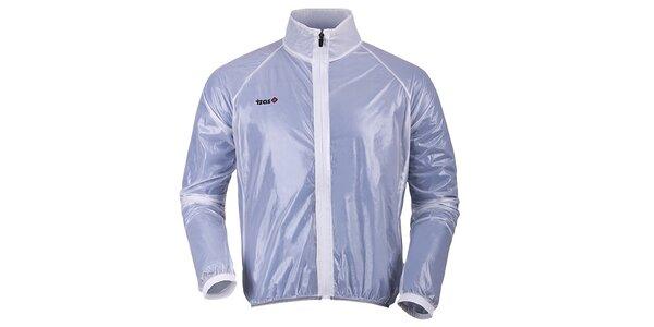 Transparentná cyklistická bunda Izas