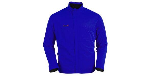Sýto modrá bežecká bunda Izas