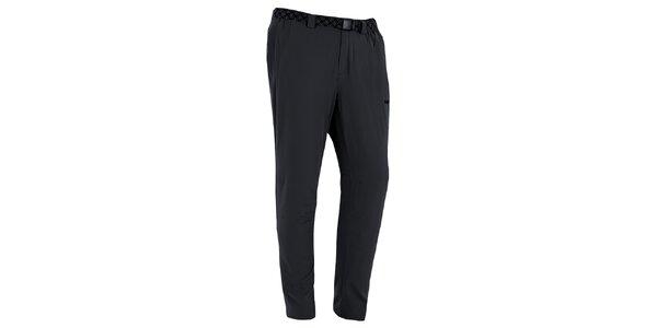 Pánske čierne outdoorové nohavice Izas