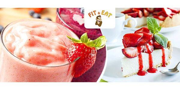 Osviežujúce letné dobroty v FIT & EAT