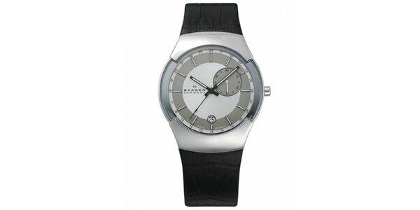 Pánske analogové designové hodinky Skagen