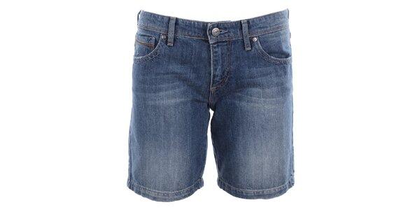 Dámske dlhšie džínsové šortky Big Star