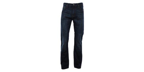 Pánske temno modré džínsy Big Star