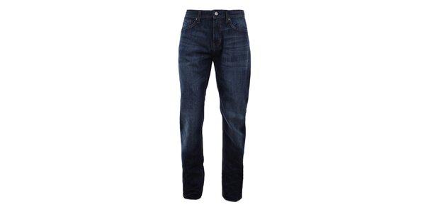 Pánske tmavo modré klasické džínsy Big Star
