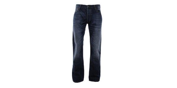 Pánske tmavé džínsy Big Star