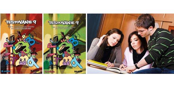 Testovanie 9 už nebude strašiakom pre vášho školáka