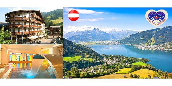 Horský pobyt pre 2 v rakúskom Saalbachu