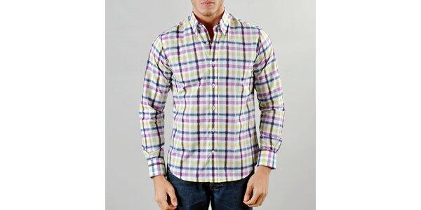 Pánska farebná košeľa Marcel Massimo