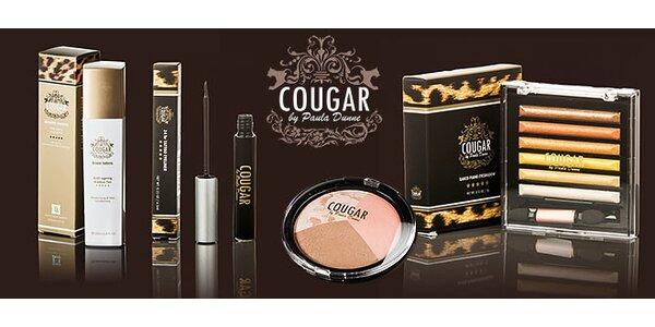 Luxusná prírodná kozmetika COUGAR