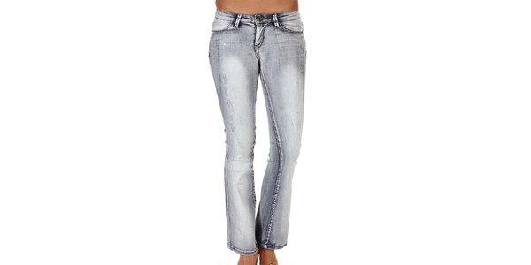 Dámske vyšúchané džínsy s odreninami Custo Barcelona