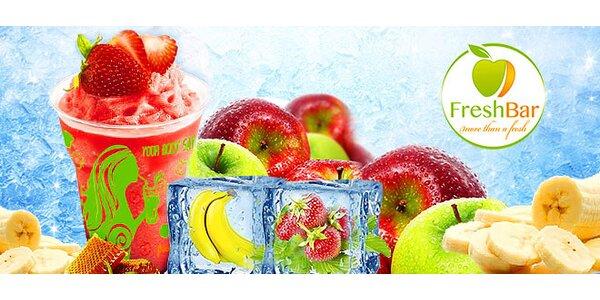 Ľadovo osviežujúce smoothie
