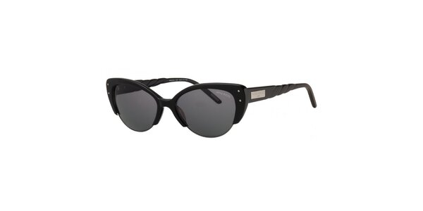 Dámske čierne slnečné okuliare Nina Ricci