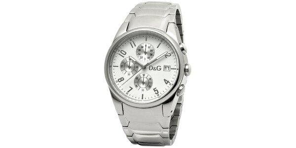 Dámske oceľové hodinky Dolce & Gabbana