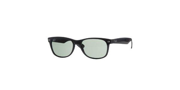 Čierne slnečné okuliare Ray-Ban New Wayfarer