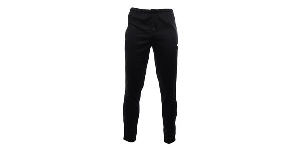 Pánske športové čierne nohavice Puma