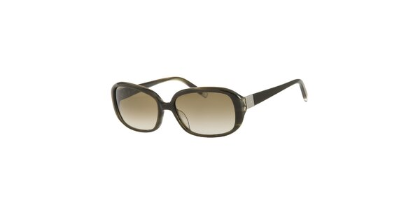 Dámske tmavo zelené slnečné okuliare Calvin Klein