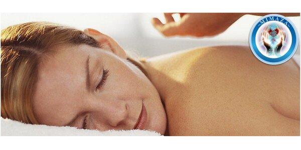 Liečebná masáž 40 min.