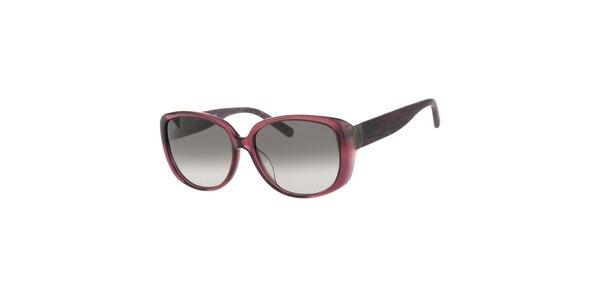 Dámske ružové slnečné okuliare Calvin Klein