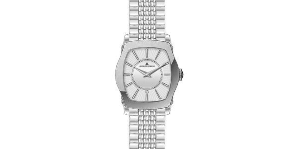 Dámske oceľové hodinky Jacques Lemans