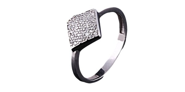Dámsky štýlový prsteň Afrodite