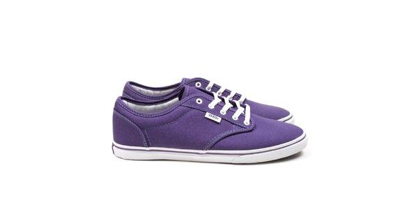 Dámske fialové tenisky Vans
