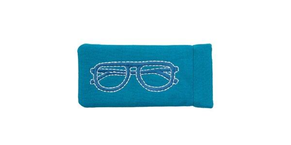 Modré púzdro na okuliare Sewlomax