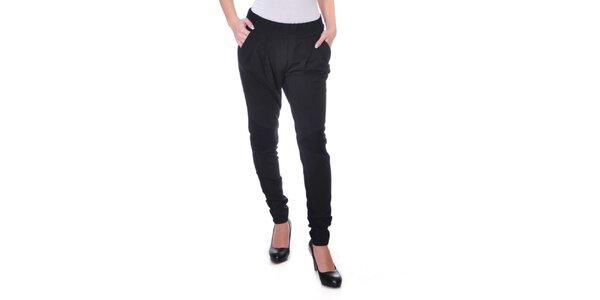 Dámske čierne nohavice Daka