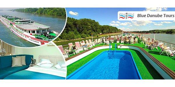 8 alebo 15 dní plavby po Dunaji