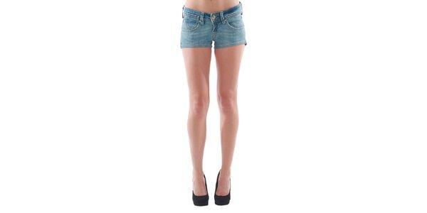 Dámske džínsové mini-šortky Fornarina