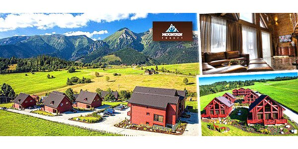 Luxusné apartmány Mountain Resort v Ždiari