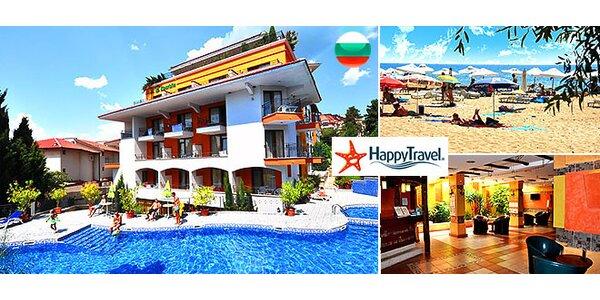 Dovolenka na Slnečnom pobreží, Bulharsko