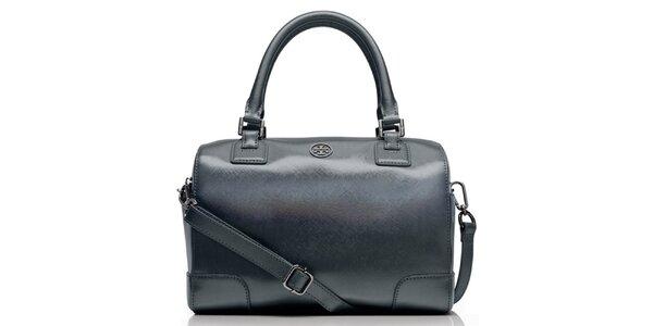 Dámska kožená kabelka s popruhom Tory Burch