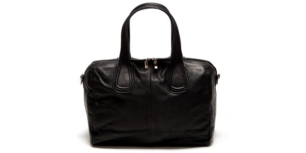 Dámska čierna kabelka Isabella Rhea