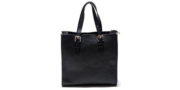 Dámska čierna elegantná kabelka Isabella Rhea