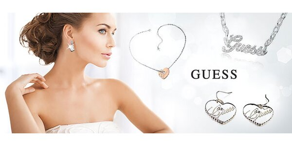 Štýlové šperky GUESS a iné