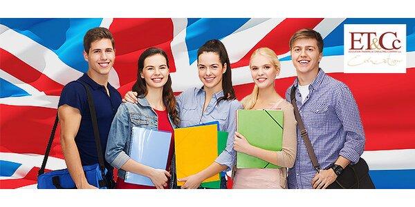 Angličtina - rýchlokurz i všeobecná angličtina vlastným tempom od spoločnosti…