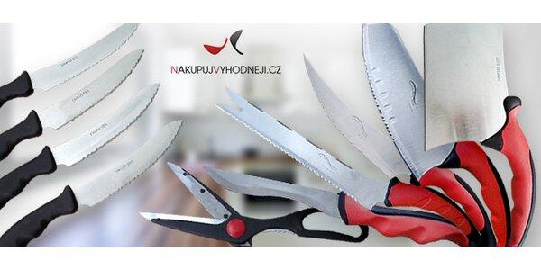 10 - dielna sada nožov CONTOUR PRO KNIVES