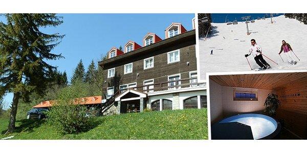 3-dňový pobyt pre dvoch v Horskom hoteli pod Sokolím