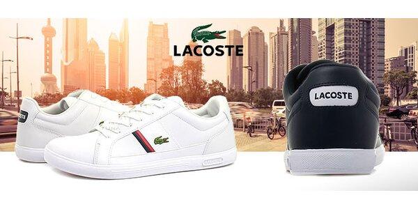LACOSTE - klasický model tenisiek