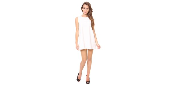 Dámske krémové mini šaty Moda Prym