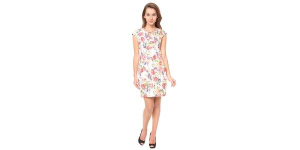 Dámske kvetované šaty Moda Prym