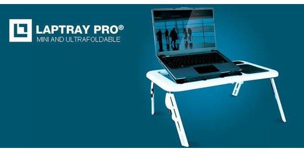 Praktický stolík pod notebook Laptray Pro®