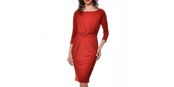 Dámske šaty s nariaseným predným dielom Dia Vynne
