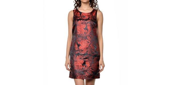 Dámske vzorované šaty bez rukávov Dia Vynne